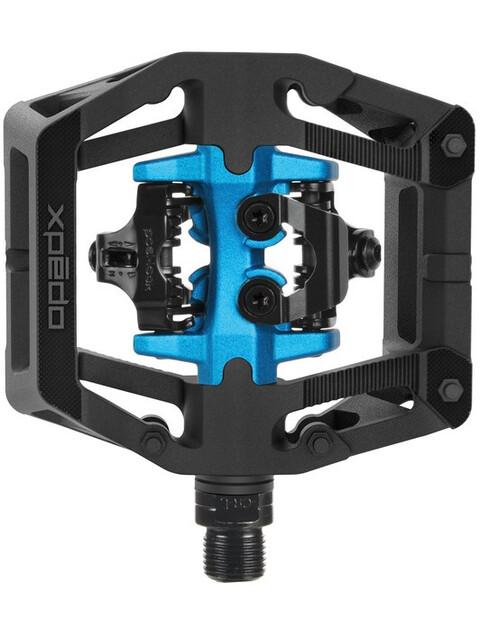 Xpedo GFX Neo Pedal Blå/Svart